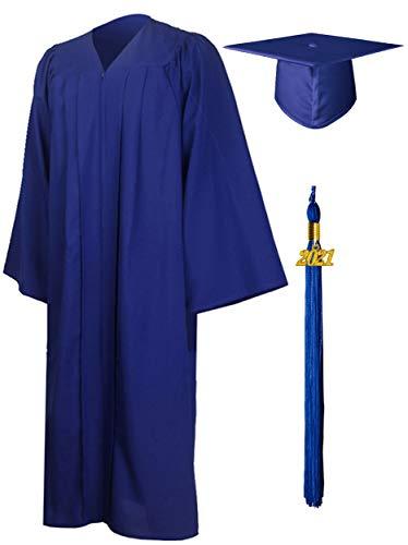 GraduationMall Abschluss Talar Doktorhut und Quaste 2021...