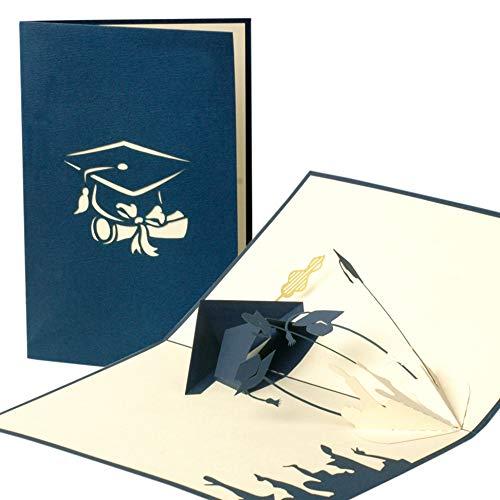 Graduation Karte, Examen, Glückwunsch, Geschenk, Bachelor,...
