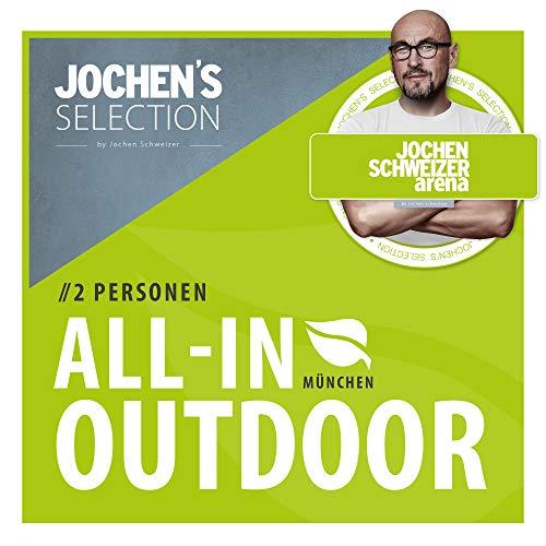 Jochen Schweizer Arena All-In-Outdoor Erlebnis-Box für 2 I...
