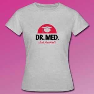 Dr. med. just finished