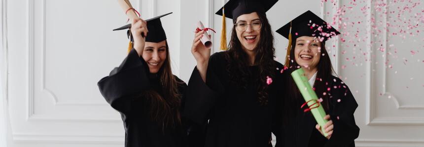 Talar und Doktorhut: Outfit für Absolventen